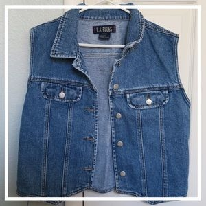 USA Jean Vest 🇺🇸